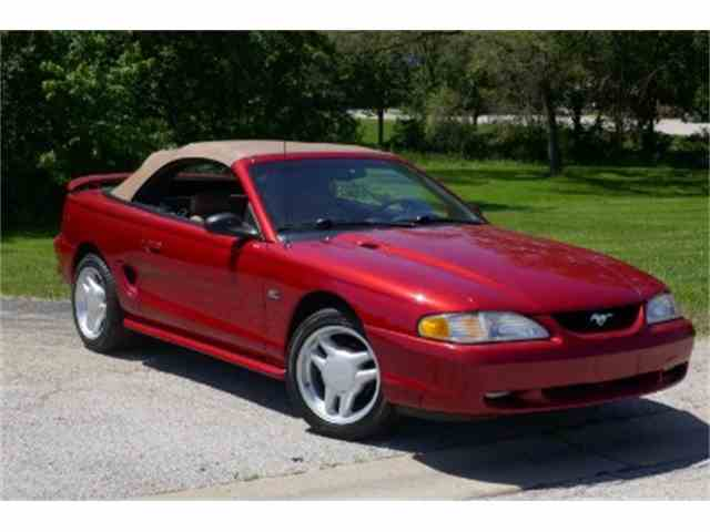 1995 Ford Mustang | 989609