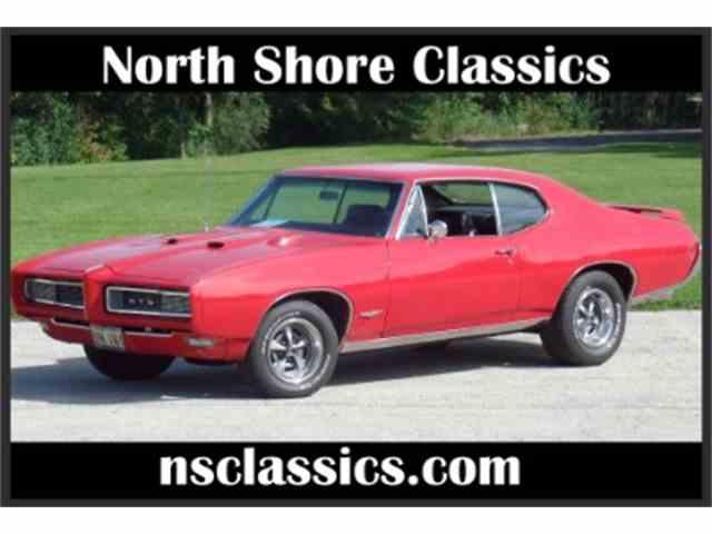 1968 Pontiac GTO | 980961