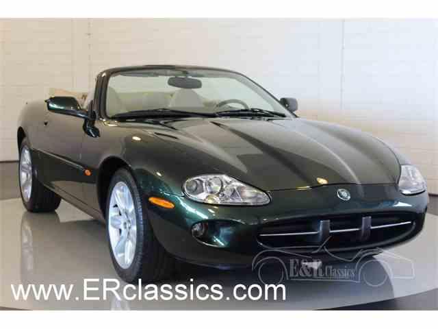 1998 Jaguar XK8   989614