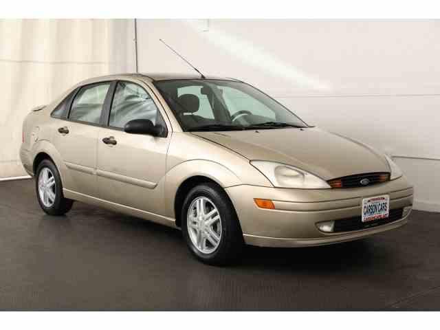 2000 Ford Focus | 989623