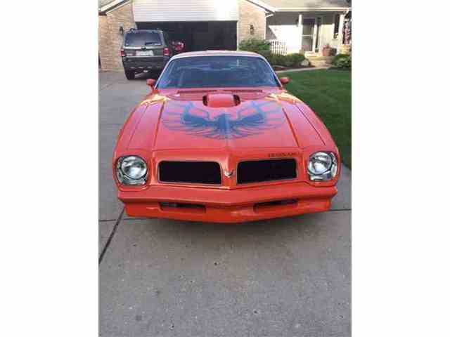 1976 Pontiac Firebird Trans Am | 989629