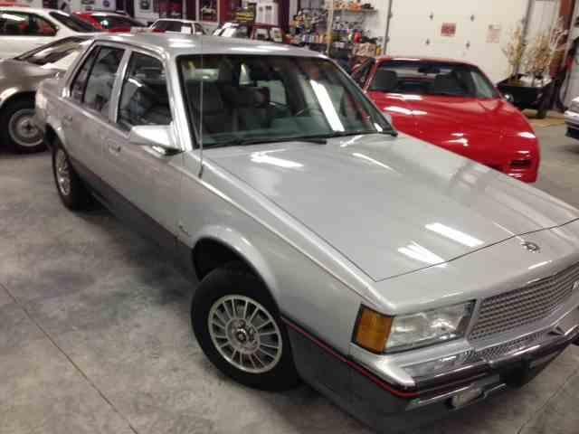 1987 Cadillac Cimarron | 989633