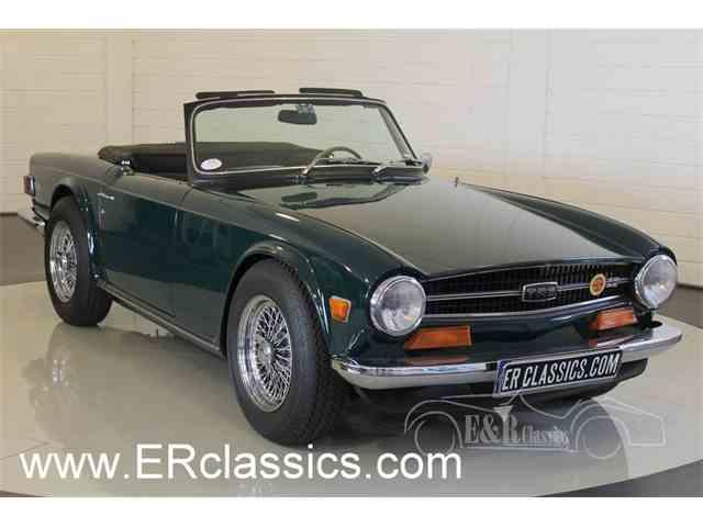 1973 Triumph TR6 | 989634