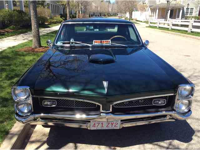 1967 Pontiac GTO | 989635