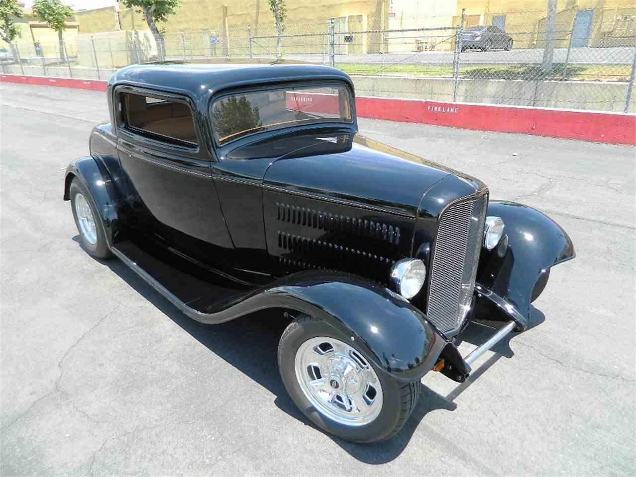 1932 ford full fender street rod for sale cc 989637. Black Bedroom Furniture Sets. Home Design Ideas