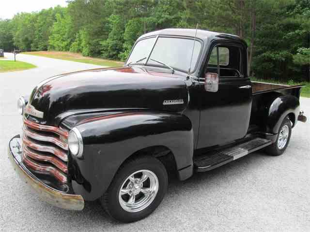 1952 Chevrolet 3100 | 989641