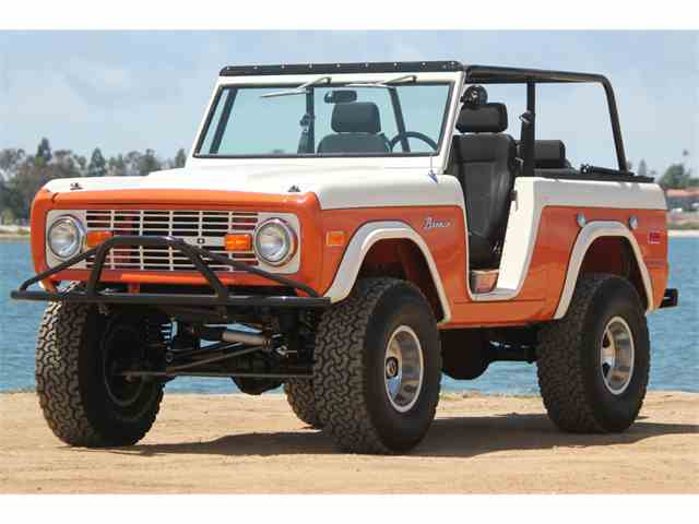 1974 Ford Bronco | 989643