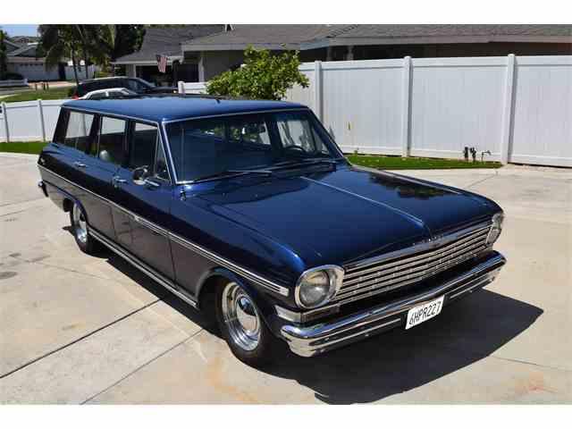 1963 Chevrolet Nova   989644