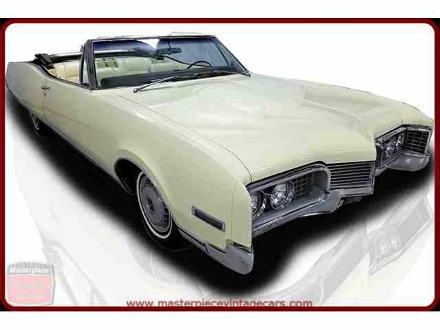 1967 Oldsmobile 98 | 989646