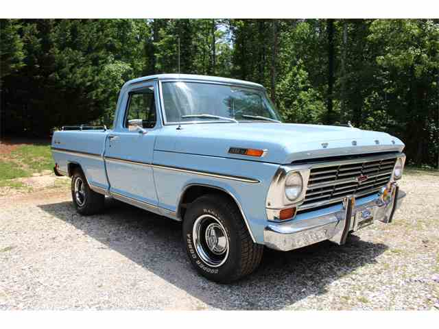 1968 Ford F100 | 989647