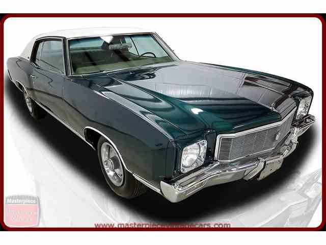 1971 Chevrolet Monte Carlo | 989648