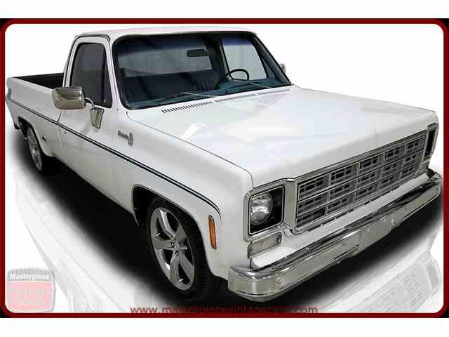 1978 Chevrolet Silverado | 989649
