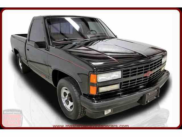 1990 Chevrolet Fleetside 454SS | 989650