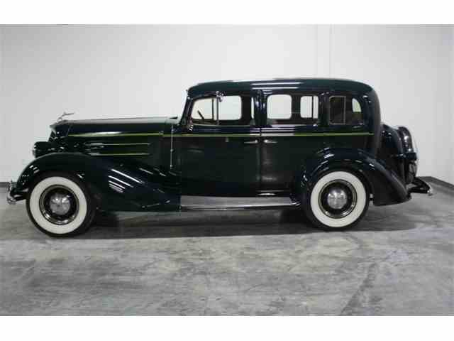 1934 Oldsmobile  4 Dr Touring | 989653