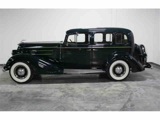 1934 Oldsmobile  4 Dr Touring | 989653