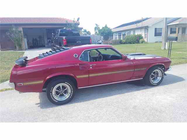 1969 Ford Mustang Mach 1 | 989654