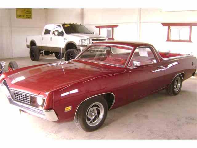 1970 Ford Ranchero | 989655