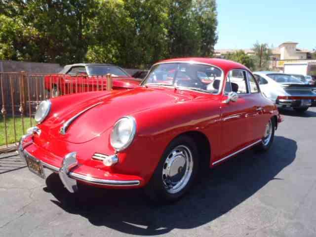 1964 Porsche 356C | 989662