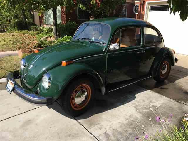 1974 Volkswagen Super Beetle | 989674