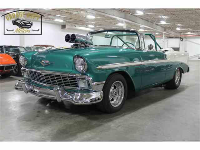 1956 Chevrolet Bel Air   989678