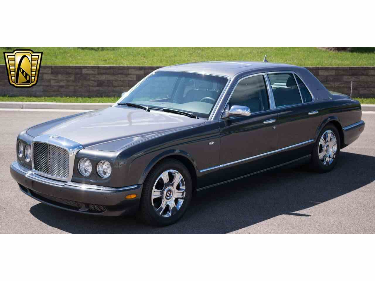 2006 bentley arnage for sale classiccars cc 989687 photo 2 vanachro Image collections