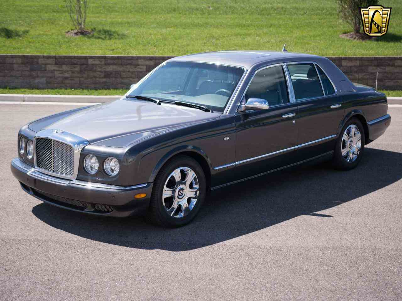 2006 bentley arnage for sale classiccars cc 989687 photo 7 vanachro Image collections