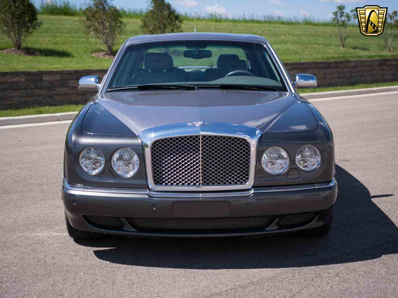 2006 bentley arnage for sale classiccars cc 989687 photo 9 vanachro Image collections