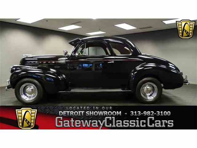 1940 Chevrolet Business Coupe | 989688