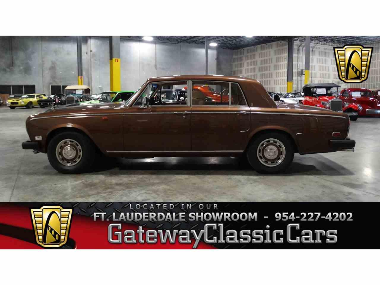 1977 Rolls Royce Silver Shadow II for Sale - CC-989690