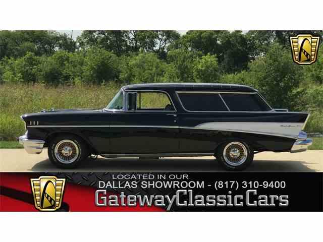 1957 Chevrolet Nomad | 989692
