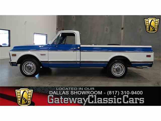 1972 GMC 1500 | 989693