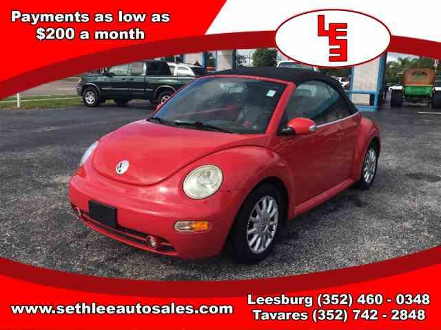 2004 Volkswagen Beetle | 989694