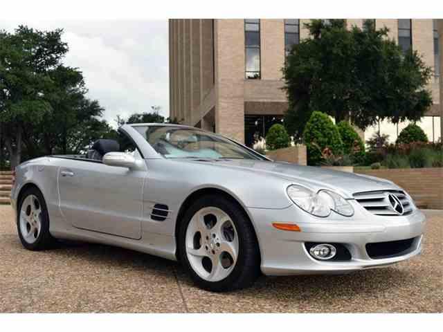 2007 Mercedes-Benz SL-Class | 989704