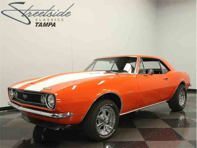 1967 Chevrolet Camaro | 989709
