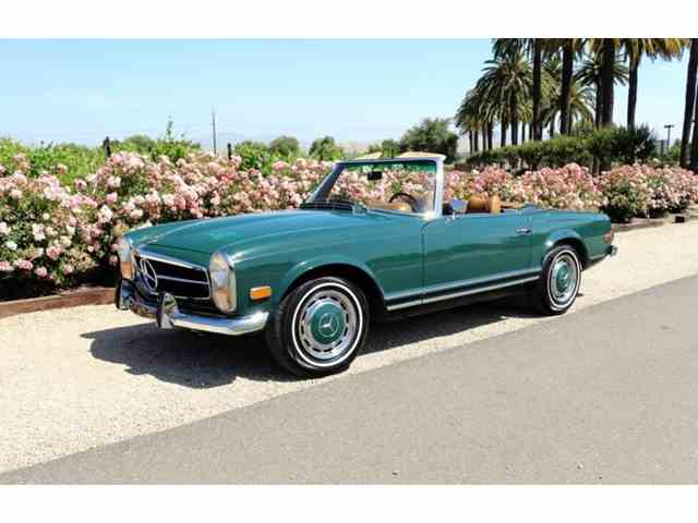 1969 Mercedes-Benz 280SL | 989710