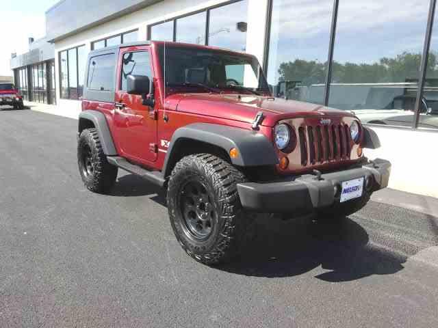 2007 Jeep Wrangler | 989714