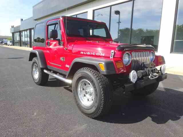2006 Jeep Wrangler | 989716