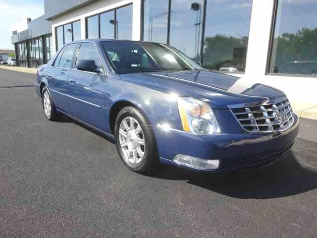2008 Cadillac DTS | 989717