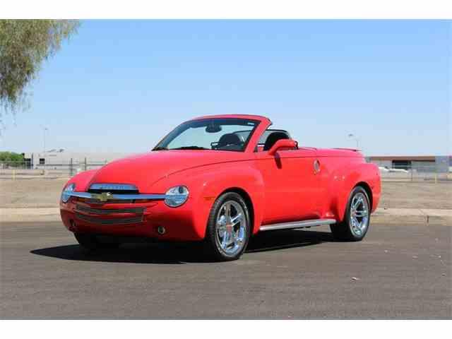 2004 Chevrolet SSR | 989719