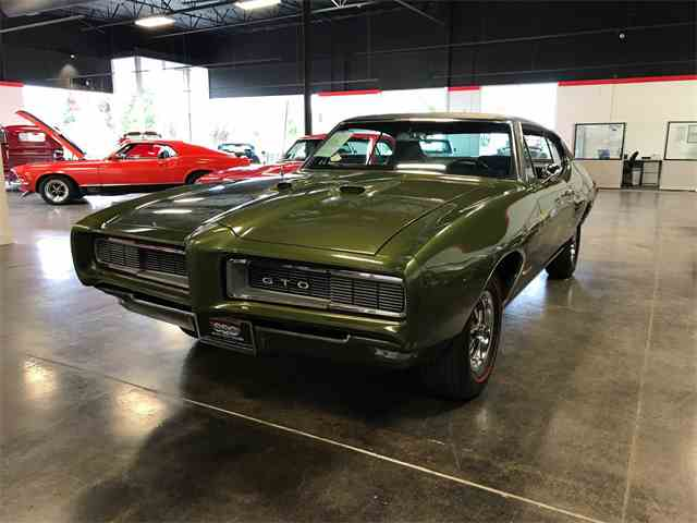 1968 Pontiac GTO | 980972