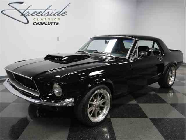 1968 Ford Mustang | 989726