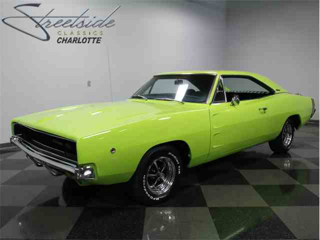 1968 Dodge Charger | 989735