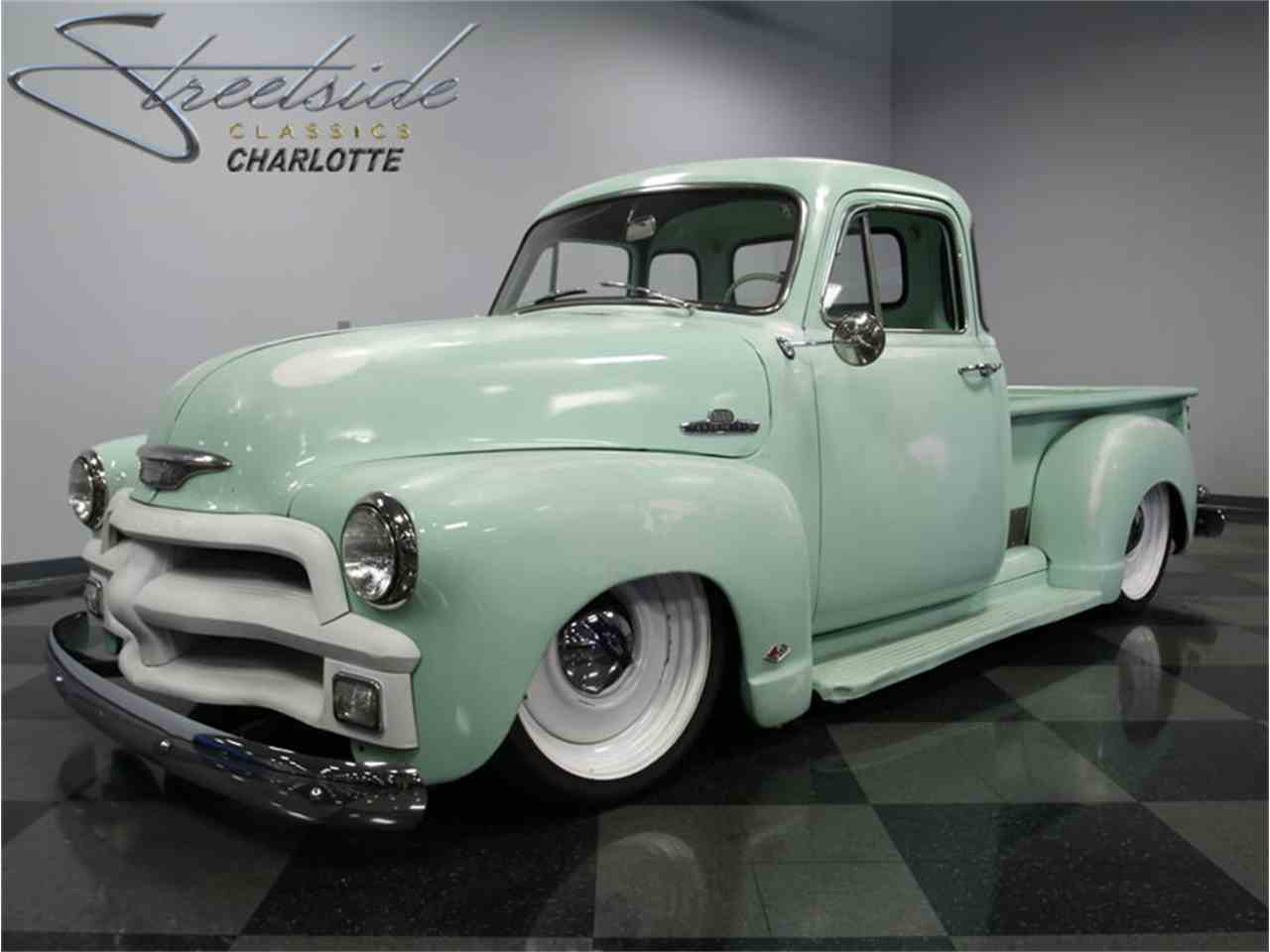 All Chevy 1954 chevy : 1954 Chevrolet 3100 for Sale | ClassicCars.com | CC-989736