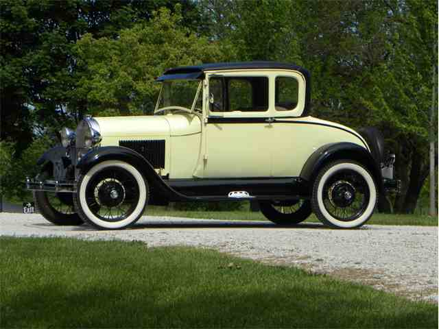 1929 Ford Model A Special Coupe | 989738