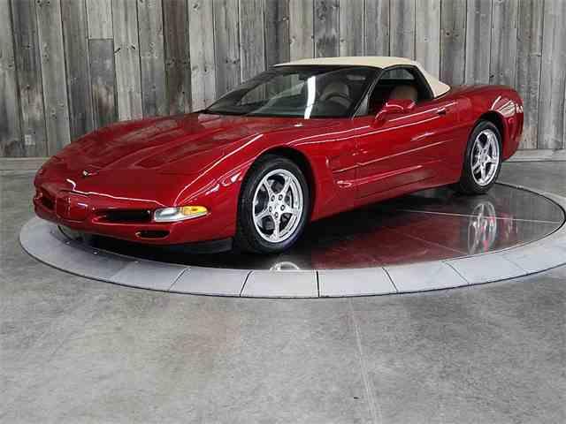 2000 Chevrolet Corvette | 989739