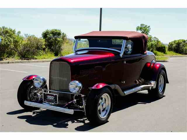 1932 Ford Roadster for Sale on ClassicCarscom  63 Available