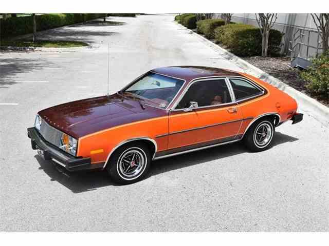 1980 Mercury Bobcat   989745