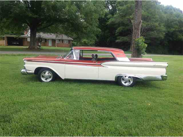 1959 Galaxie Ford | 989760