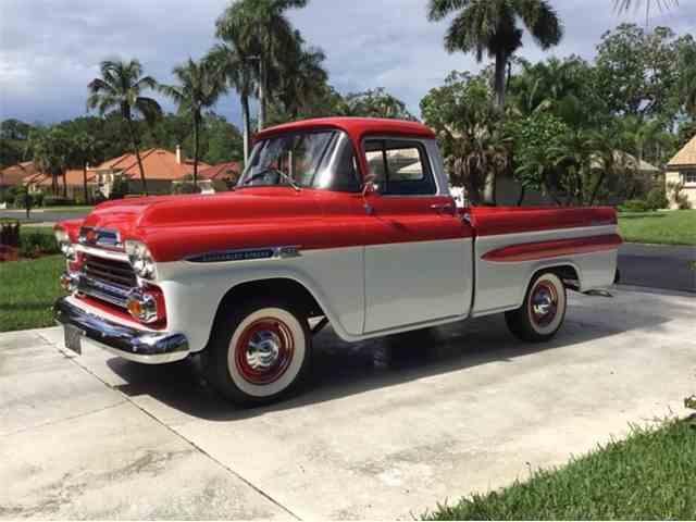 1959 Chevrolet Apache | 989766