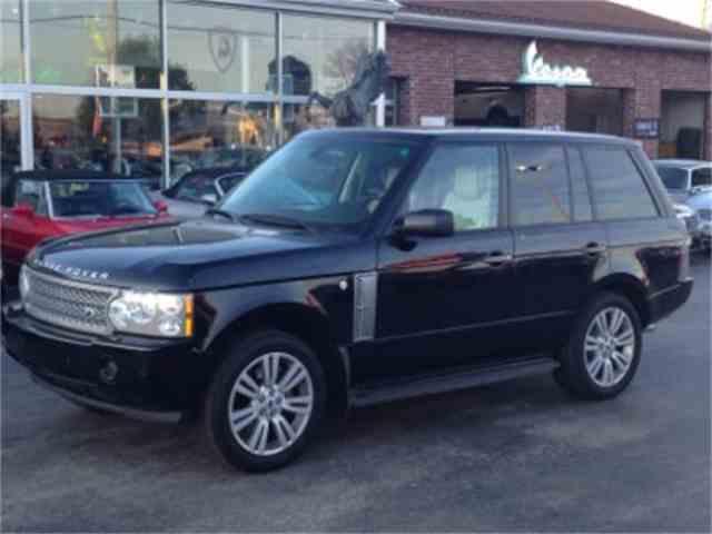 2009 Land Rover Range Rover | 980977